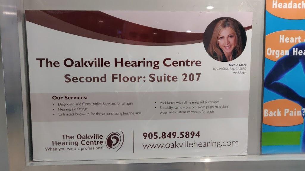 The Oakville Hearing Centre - Audiologist Nicole Clark | doctor | 1235 Trafalgar Rd #207, Oakville, ON L6H 3P1, Canada | 9058495894 OR +1 905-849-5894
