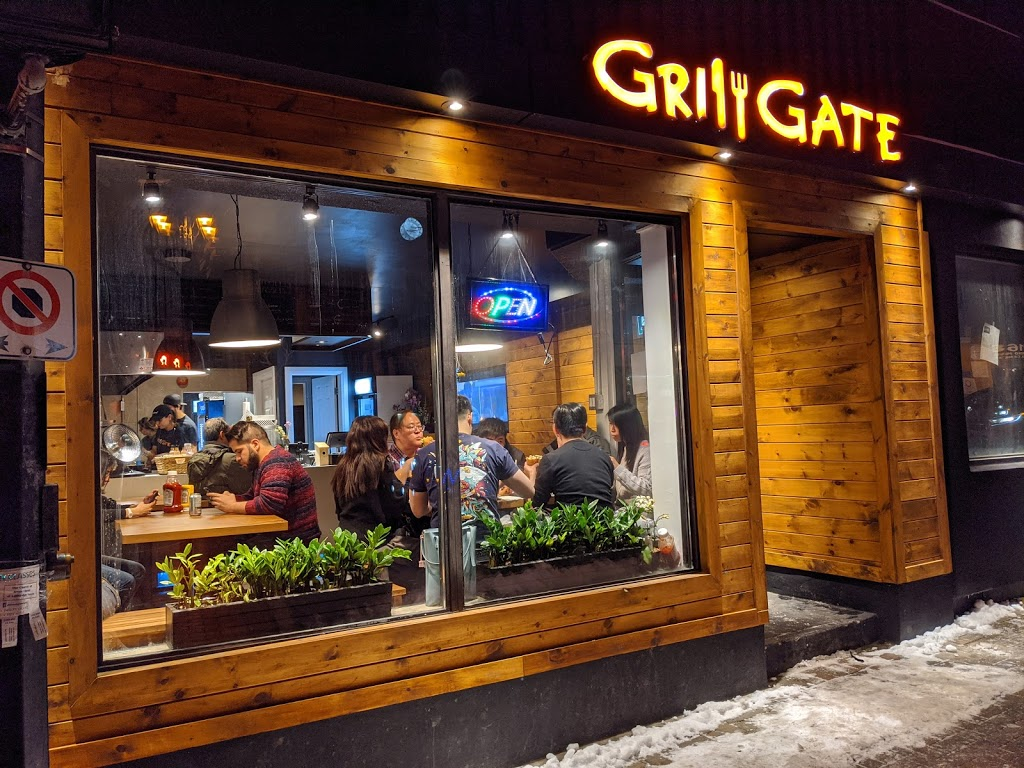 Grill Gate | restaurant | 10185 Yonge St unit 3, Richmond Hill, ON L4C 1T5, Canada | 9057371167 OR +1 905-737-1167