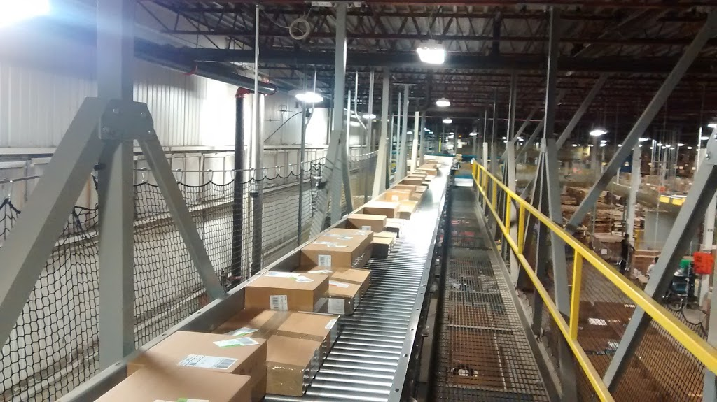 TJX Canada Distribution Centre   storage   55 West Dr, Brampton, ON L6T 4A1, Canada   9054517200 OR +1 905-451-7200