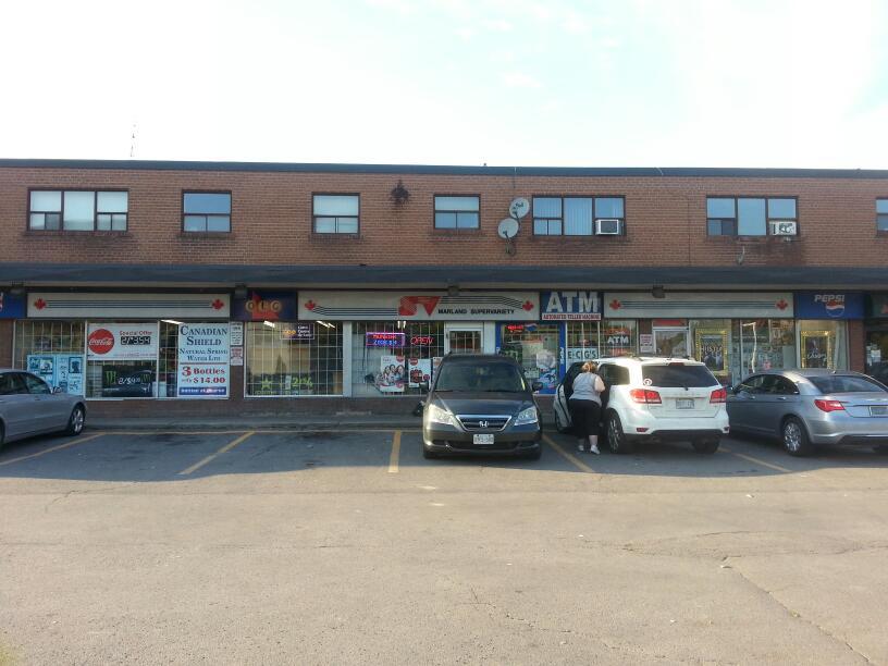 Marland Variety | store | 282 Marland Ave, Oshawa, ON L1J 1X1, Canada | 9054345554 OR +1 905-434-5554