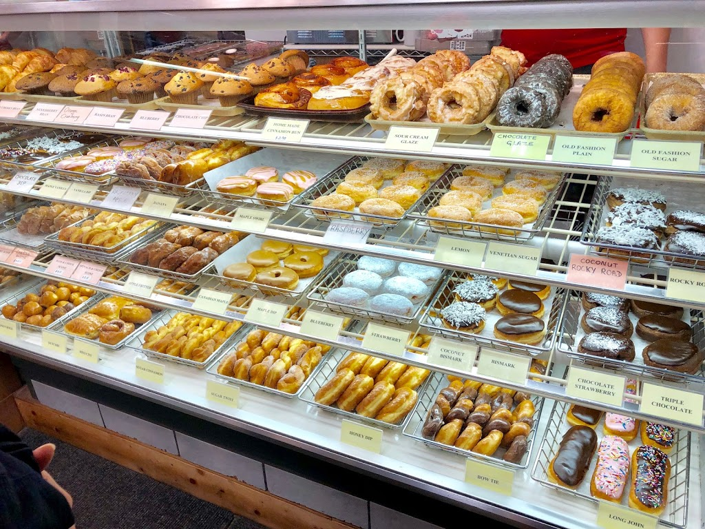 Gourmet Donuts & Coffee | bakery | 20999 88 Ave, Langley City, BC V1M 2C9, Canada | 7782985566 OR +1 778-298-5566