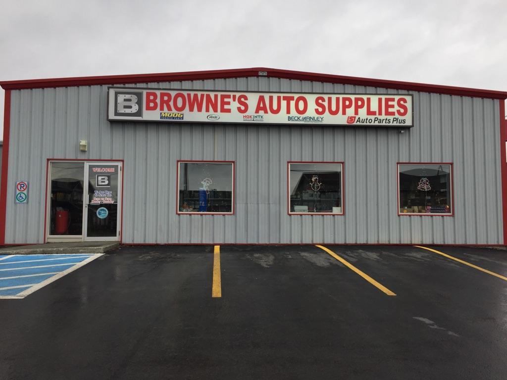Brownes Auto Supplies | car repair | 2 Sawdust Rd, Bay Roberts, NL A0A 1G0, Canada | 7097862148 OR +1 709-786-2148