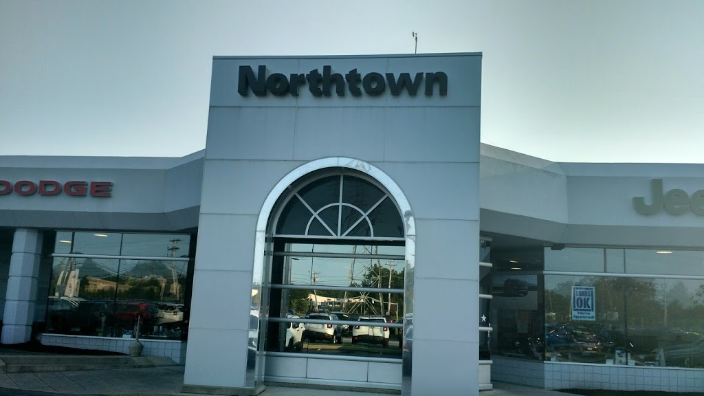 Northtown Chrysler Jeep Dodge Fiat | car dealer | 2020 Niagara Falls Blvd, Tonawanda, NY 14150, USA | 7166163299 OR +1 716-616-3299