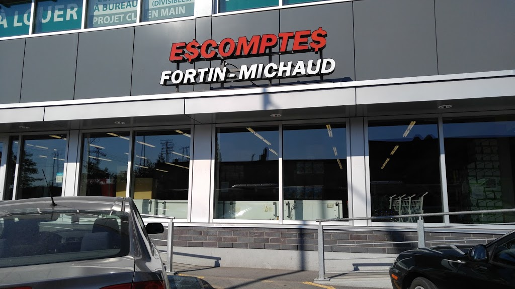 Escomptes fortin-michaud | store | 55 Rue Marie-de-lIncarnation, Québec, QC G1N 3E9, Canada | 4186819361 OR +1 418-681-9361
