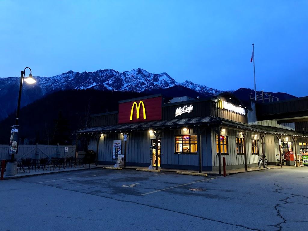 McDonalds | restaurant | 1441 Vine Rd, Pemberton, BC V0N 2L1, Canada | 6048942290 OR +1 604-894-2290
