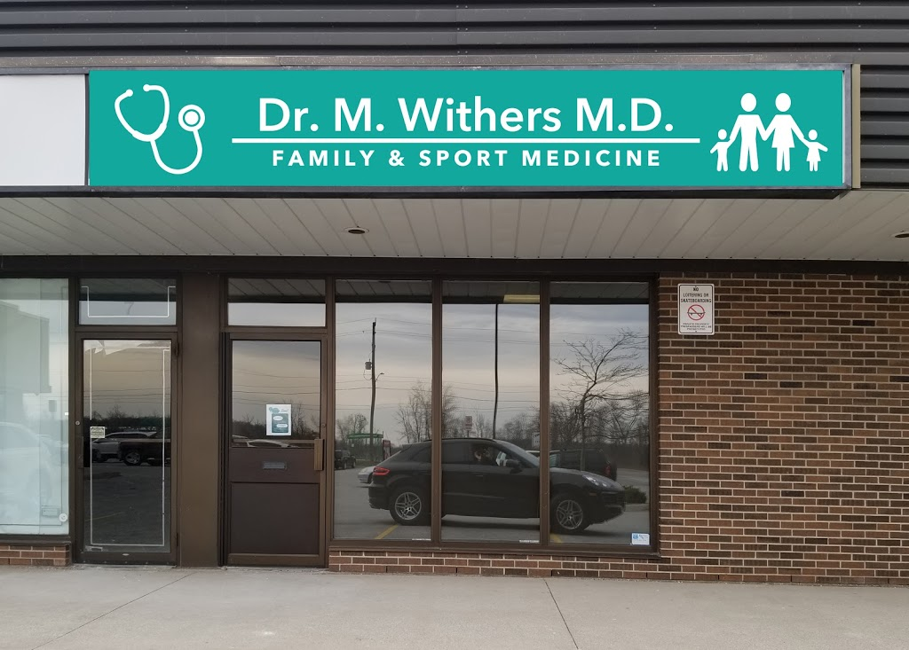 Withers M J Dr | doctor | 8-2600 Lakeshore Rd, Brights Grove, ON N0N 1C0, Canada | 2262540210 OR +1 226-254-0210