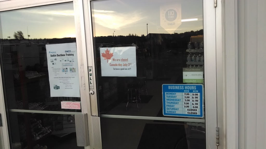 EMCO Sudbury | store | 878 Newgate Ave, Sudbury, ON P3A 5J9, Canada | 7055660505 OR +1 705-566-0505