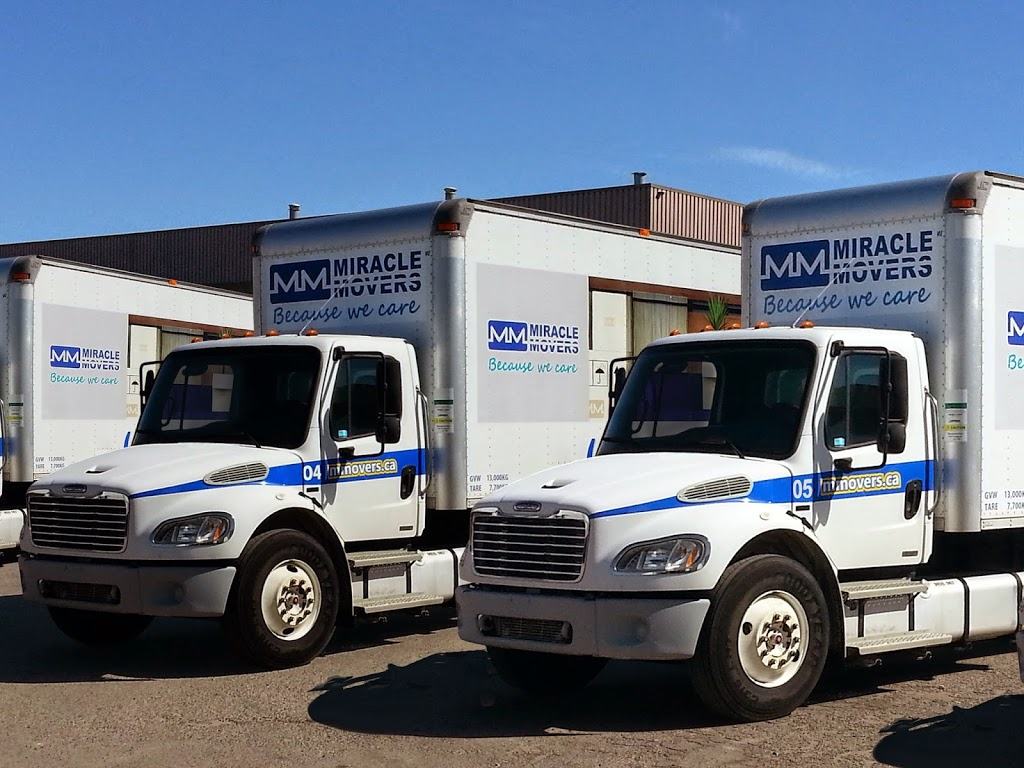 Miracle Movers | moving company | 334 Bering Ave, Etobicoke, ON M8Z 3A7, Canada | 4168553068 OR +1 416-855-3068