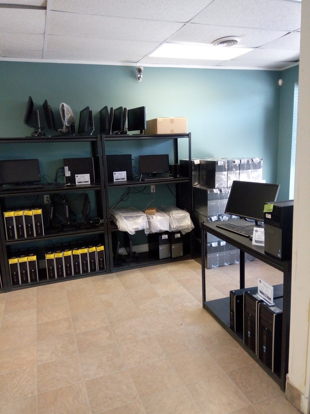 CTP Computers | electronics store | 707 Talbot St, St Thomas, ON N5P 1E1, Canada | 5196378071 OR +1 519-637-8071