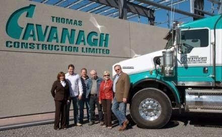 Thomas Cavanagh Construction Limited | point of interest | 9094 Cavanagh Rd, Ashton, ON K0A 1B0, Canada | 6132572918 OR +1 613-257-2918