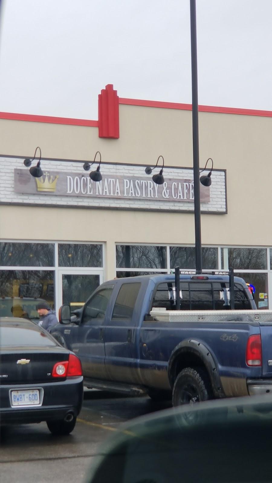 Doce Nata Pastry & Cafe | bakery | 259 Hamilton Regional Rd 8, Stoney Creek, ON L8G 1E4, Canada | 9055703574 OR +1 905-570-3574