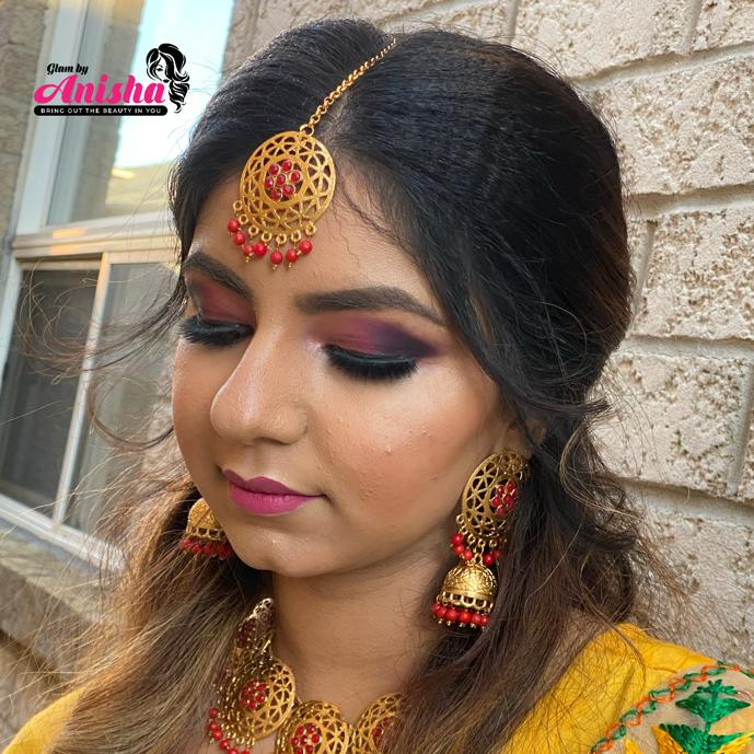 Glam by Anisha   point of interest   26 Vauxhall Crescent, Brampton, ON L7A 3A4, Canada   6475013175 OR +1 647-501-3175
