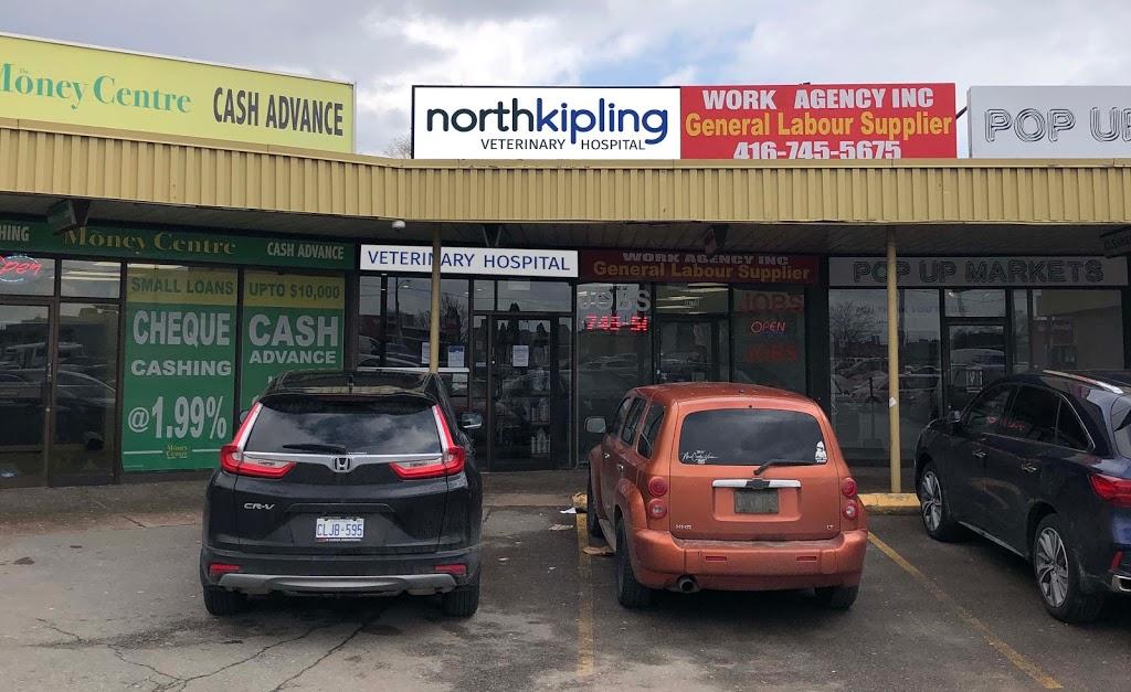 North Kipling Veterinary Hospital | veterinary care | 2141 Kipling Ave #8, Etobicoke, ON M9W 2K8, Canada | 4166133303 OR +1 416-613-3303