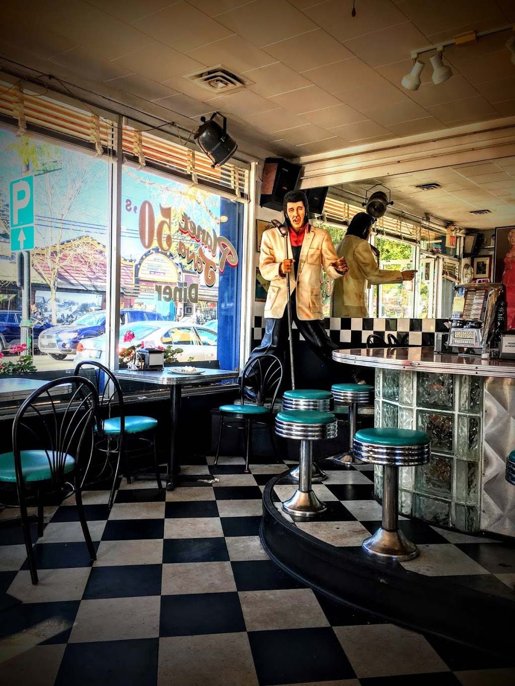 Planet Java Fifties Cafe | cafe | 9178 Glover Rd, Langley City, BC V1M, Canada | 6048825057 OR +1 604-882-5057