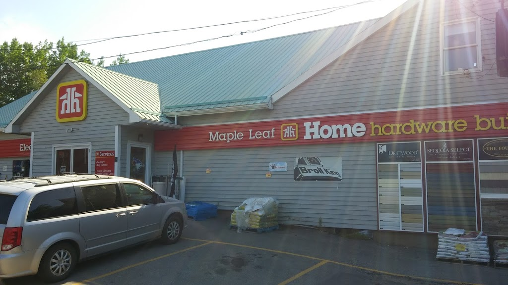 Maple Leaf Home Hardware Building Centre | home goods store | 9767 Main St, Canning, NS B0P 1H0, Canada | 9025823060 OR +1 902-582-3060