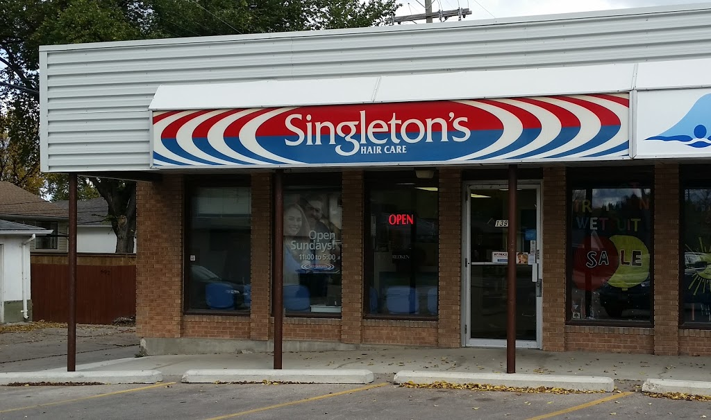 Singletons Hair Care | hair care | 1391 Grant Ave, Winnipeg, MB R3M 1Z9, Canada | 2044887022 OR +1 204-488-7022