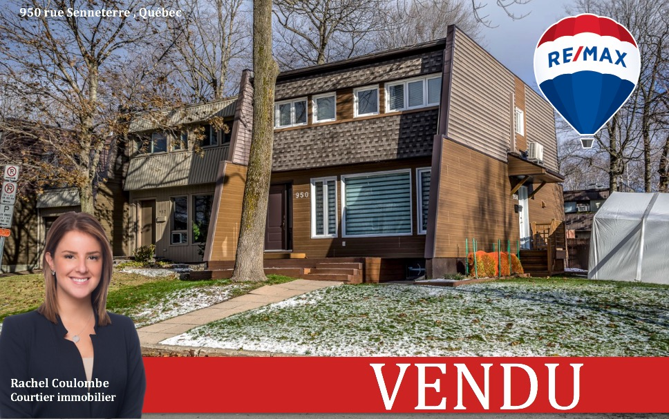 Rachel Coulombe Courtier Immobilier REMAX   real estate agency   1538 Avenue Jules-Verne, Québec, QC G2G 2R5, Canada   4189481000 OR +1 418-948-1000