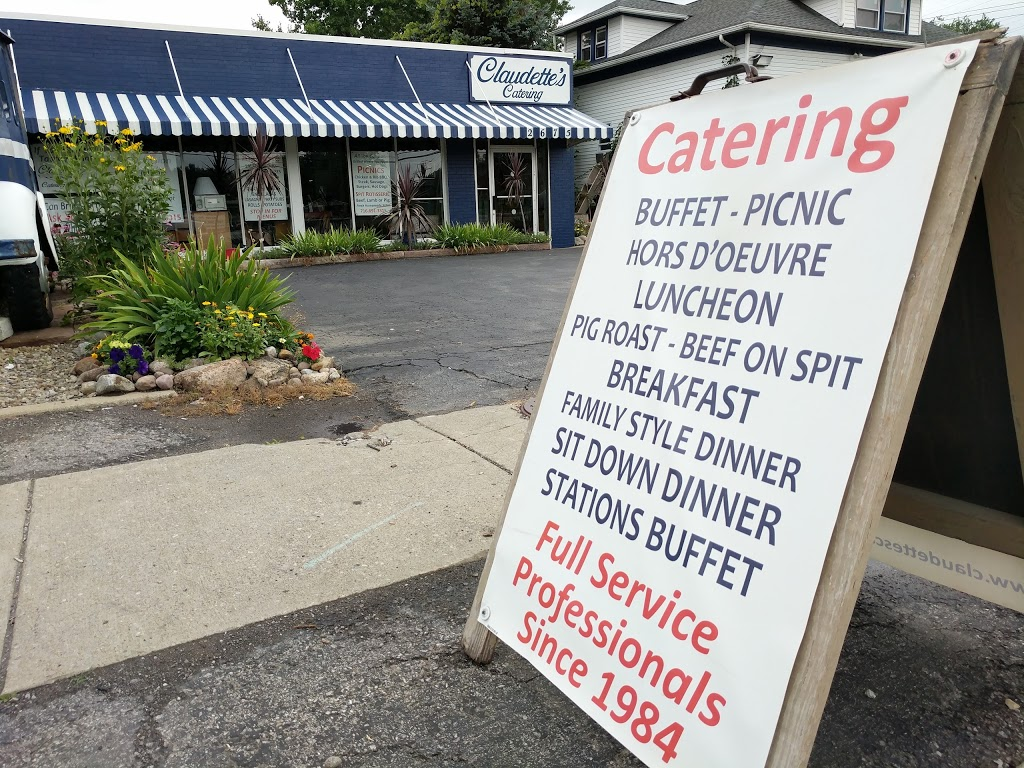 Claudettes Catering | restaurant | 2675 Niagara Falls Blvd, Amherst, NY 14228, USA | 7166913315 OR +1 716-691-3315