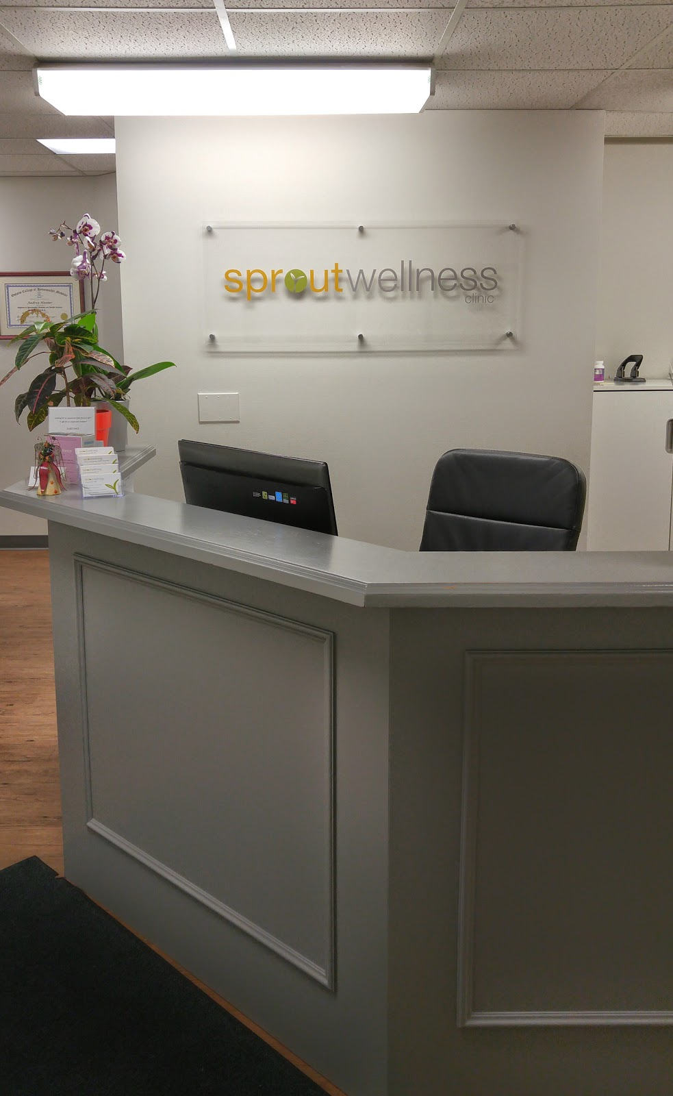 Sprout Wellness Clinic | health | 526 Frederick St, Kitchener, ON N2B 3R1, Canada | 5195793456 OR +1 519-579-3456
