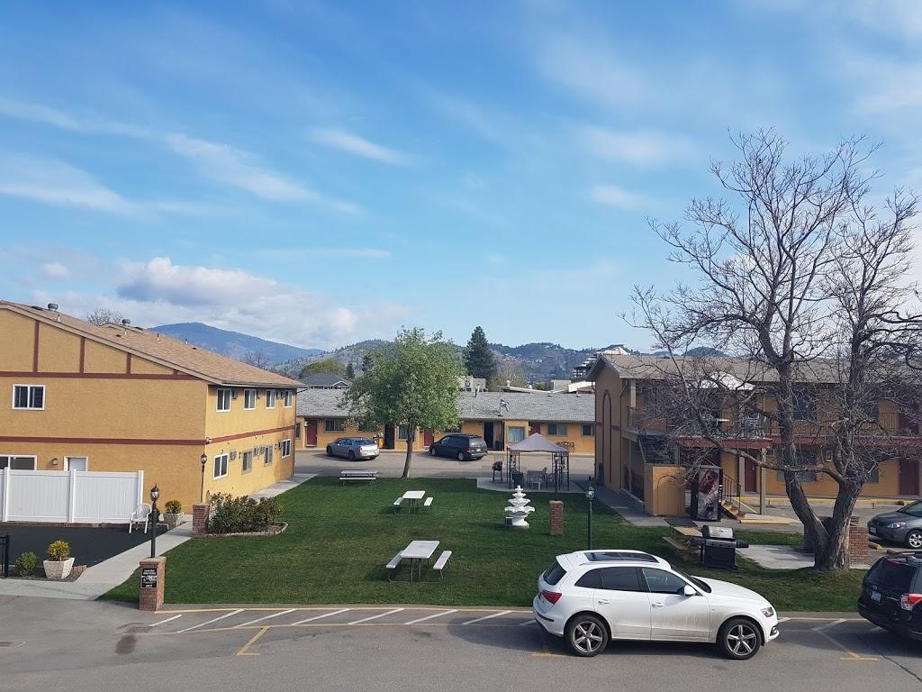 Oasis Inn Kelowna | lodging | 1884 Gordon Dr, Kelowna, BC V1Y 3H7, Canada | 2507633657 OR +1 250-763-3657