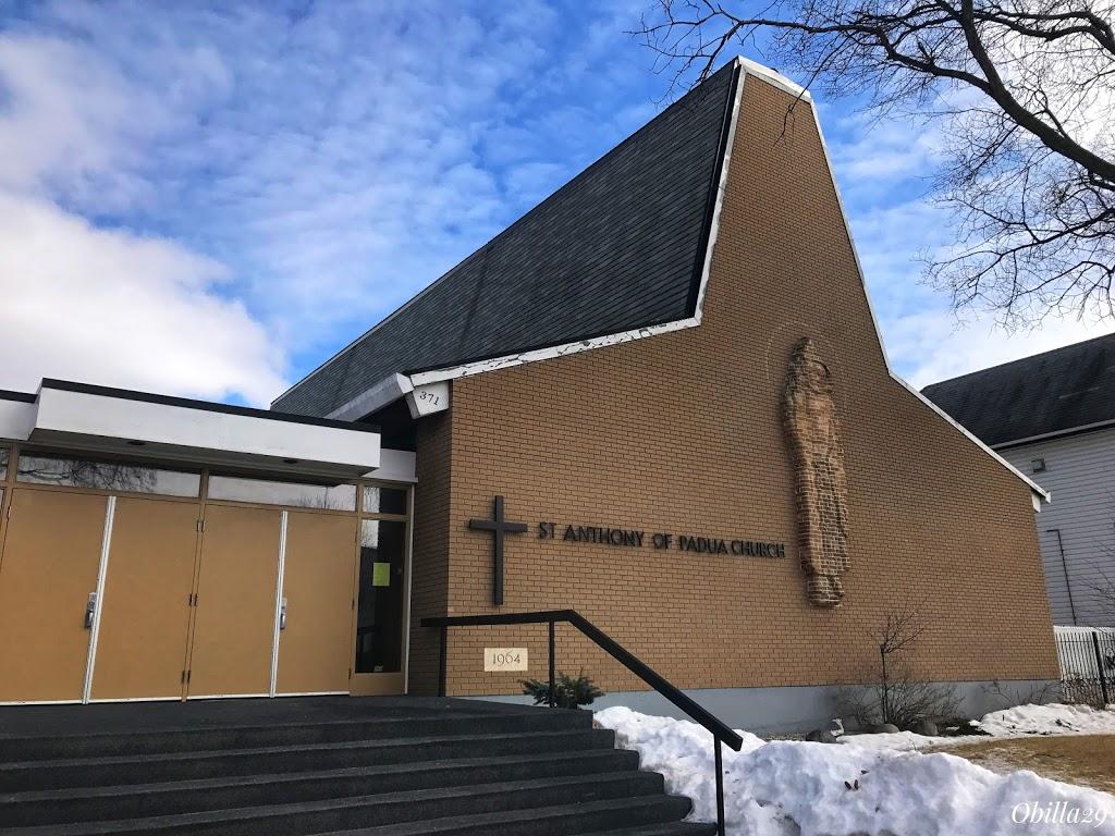 Saint Anthony of Padua Hungarian | church | 365 Burnell St, Winnipeg, MB R3G 2B1, Canada