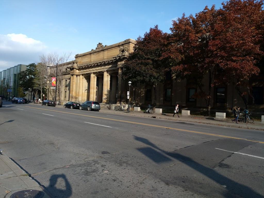 Uqàm Pavillon Sherbrooke | school | 200 Rue Sherbrooke Ouest, Montréal, QC H2X 1X5, Canada