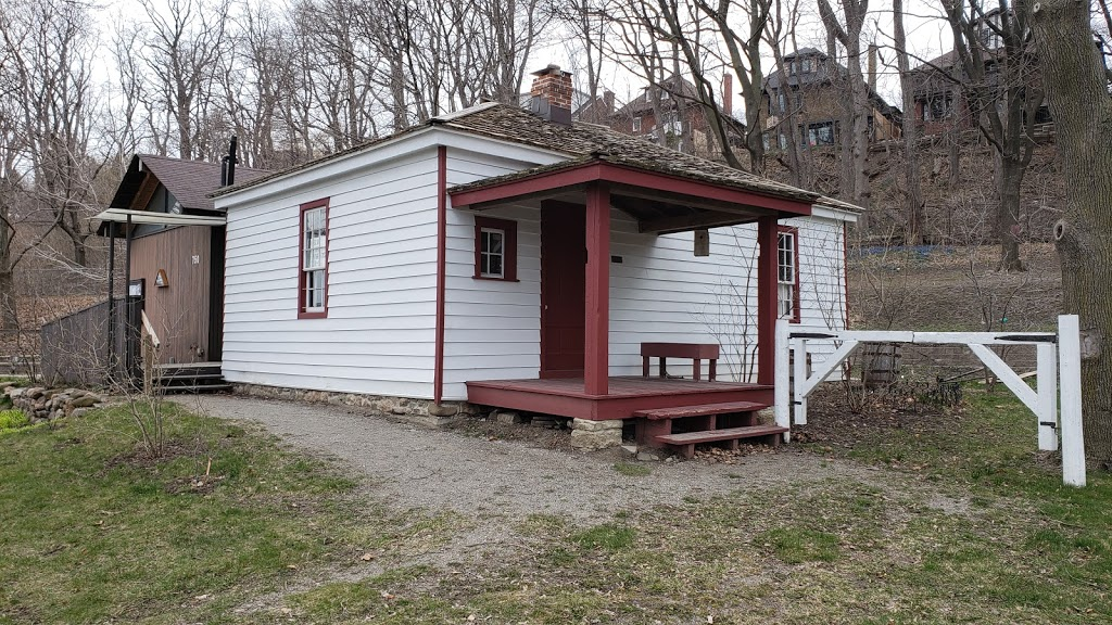 Tollkeepers Cottage Museum | museum | 750 Davenport Rd, Toronto, ON M6G 2B3, Canada | 4165157546 OR +1 416-515-7546