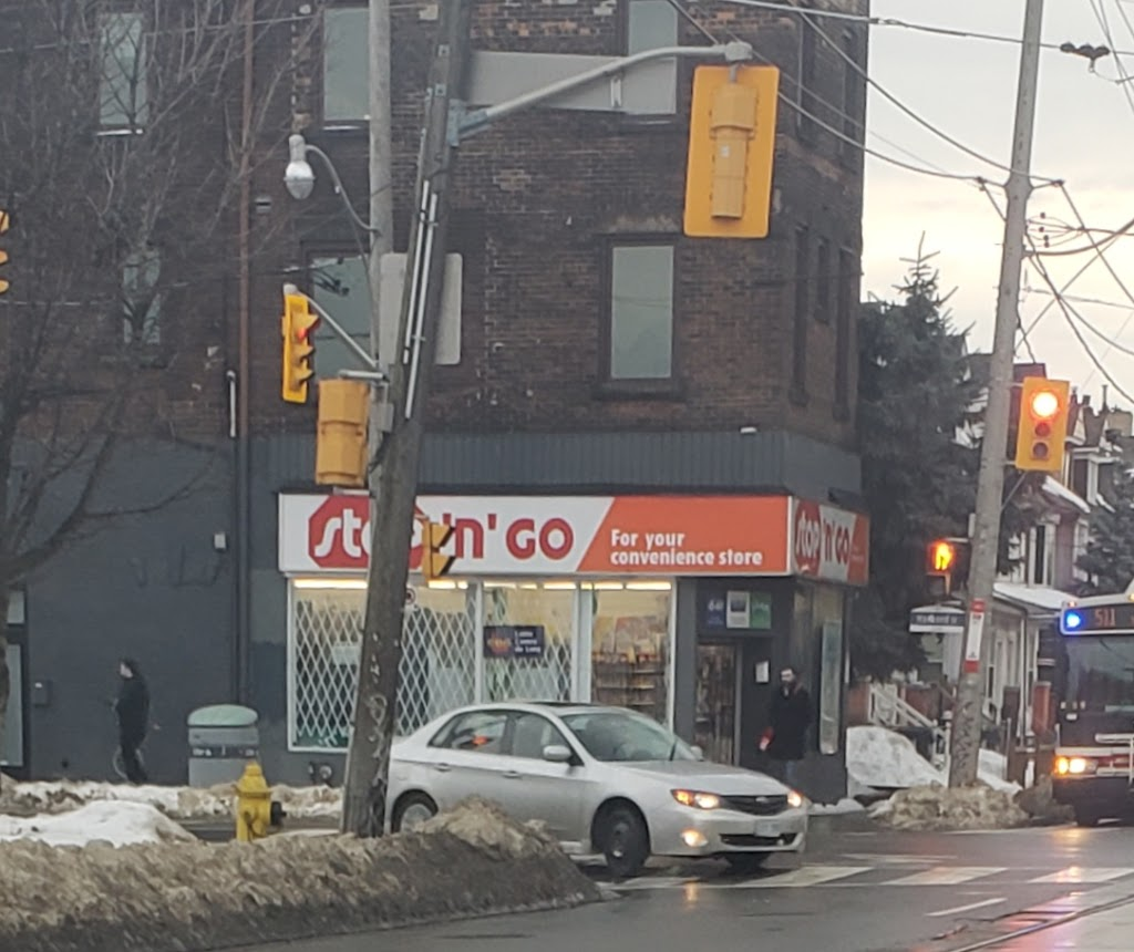 Stop N Go Convenience | convenience store | 681 Bathurst St, Toronto, ON M5S 2R2, Canada | 4165318753 OR +1 416-531-8753