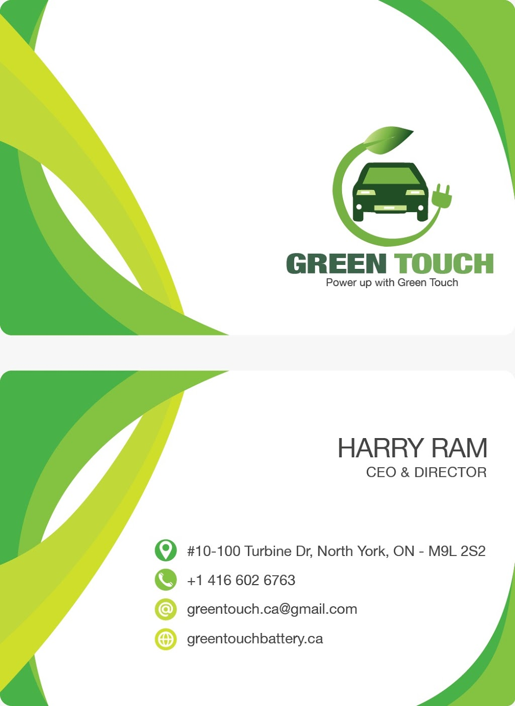 Green touch hybrid battery sales and repair service | car repair | 100 Turbine Dr Unite - 10, North York, ON M9L 2S2, Canada | 4166026763 OR +1 416-602-6763