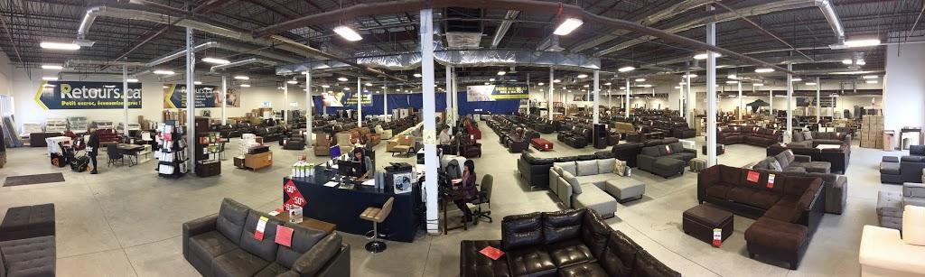 Retours.ca - Québec | furniture store | 5150 Boulevard de lOrmière, Québec, QC G1P 4B2, Canada | 4188712755 OR +1 418-871-2755