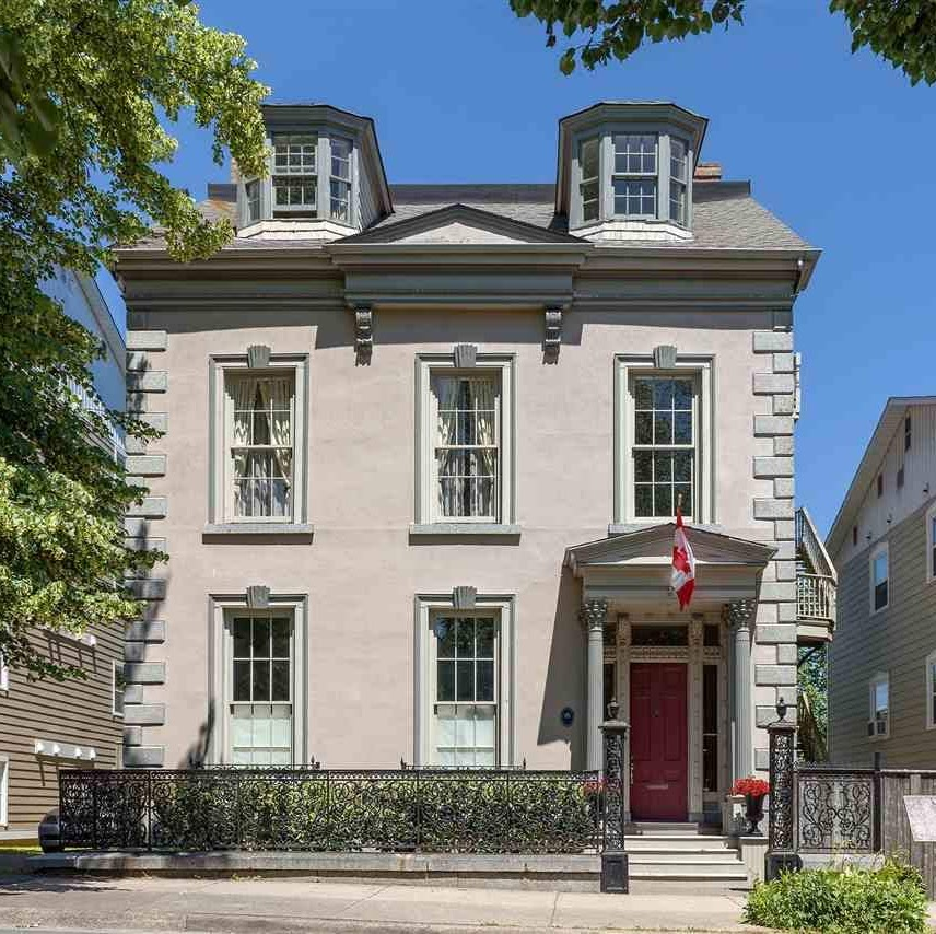 Jonathan McCully Mansion | lodging | 2507 Brunswick St, Halifax, NS B3K 2Z5, Canada | 9022239304 OR +1 902-223-9304