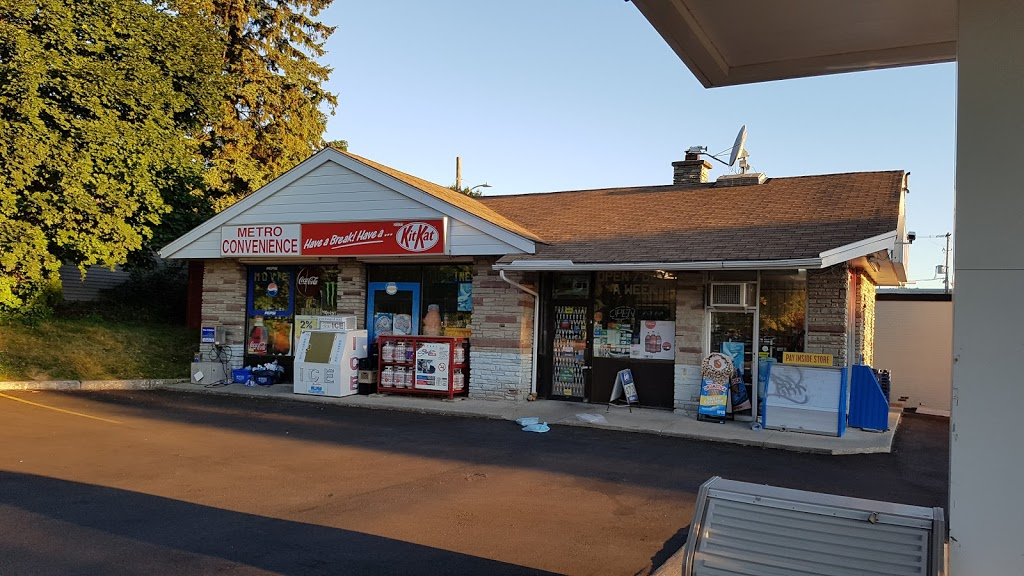 Metro Convenience And Gas Stat | gas station | 200 Glasgow St, Kitchener, ON N2M 2M4, Canada | 5197451720 OR +1 519-745-1720