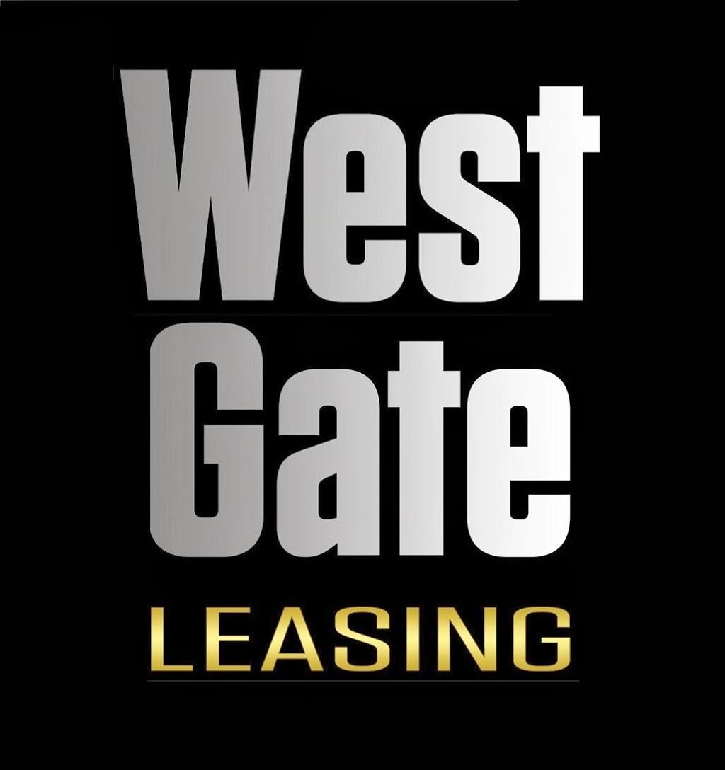 West Gate Leasing | car dealer | 390 Bradwick Dr, Concord, ON L4K 2W4, Canada | 4168488454 OR +1 416-848-8454