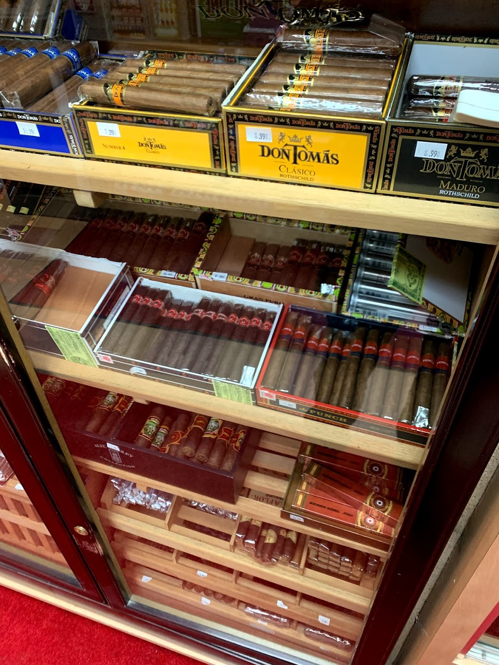 Laly's Smoke Shop - Store | 1005 Fennell Ave E, Hamilton, ON