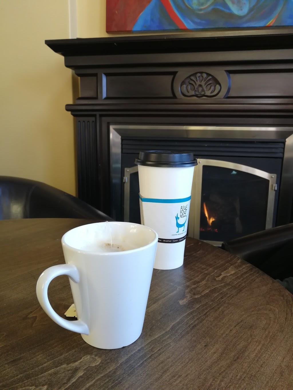 The Blue Dog Café | cafe | 199 Brant Ave, Brantford, ON N3T 3J1, Canada | 5195120022 OR +1 519-512-0022