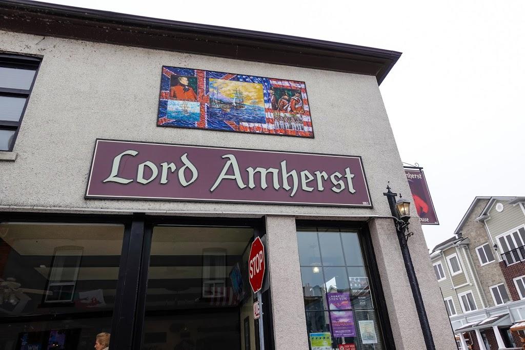 Lord Amherst Pub | restaurant | 273 Dalhousie St, Amherstburg, ON N9V 1X1, Canada | 5197369156 OR +1 519-736-9156