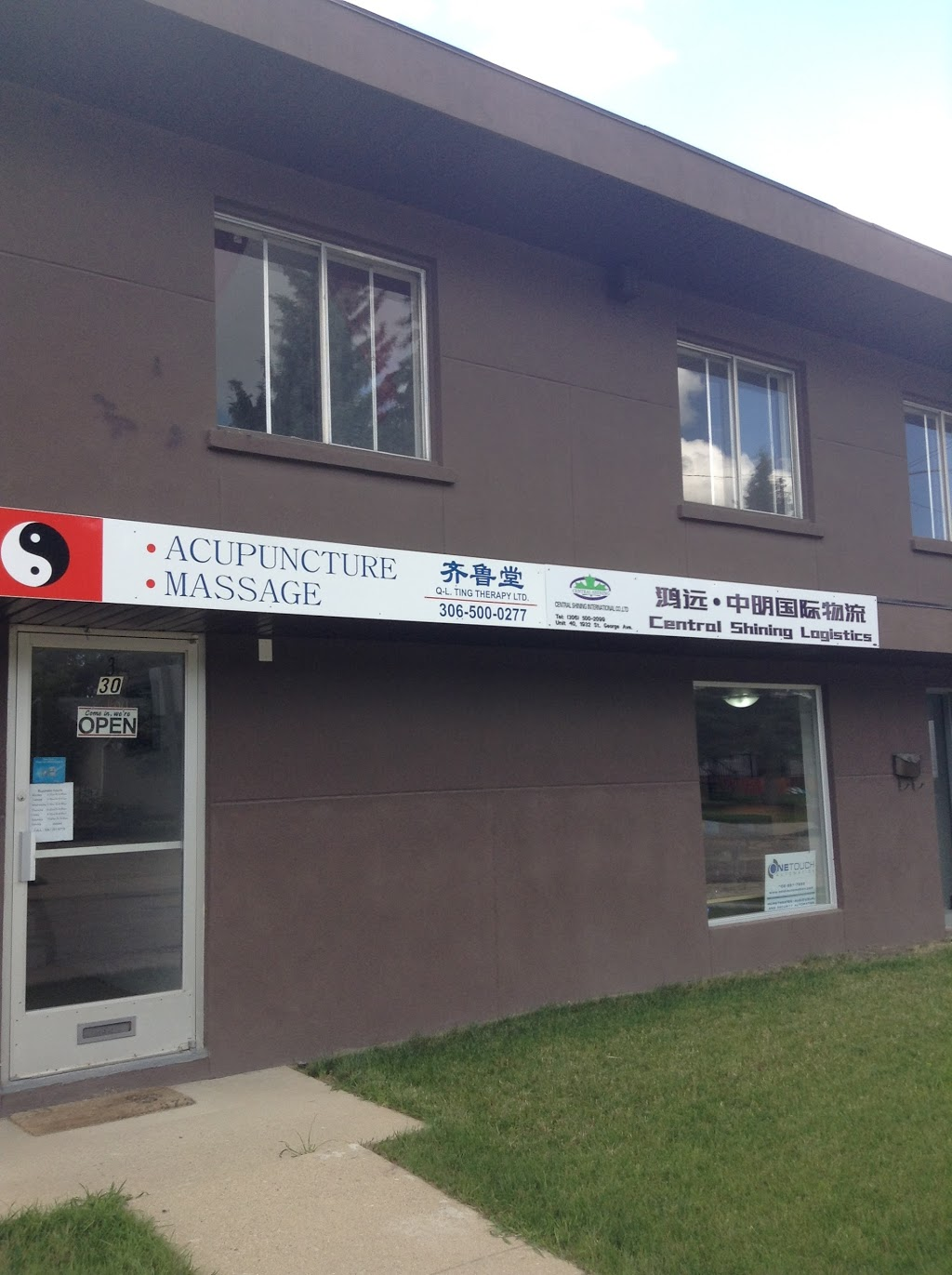 Q-L. Ting Therapy Ltd. | health | 30-1932 St George Ave, Saskatoon, SK S7M 0K5, Canada | 3065000277 OR +1 306-500-0277