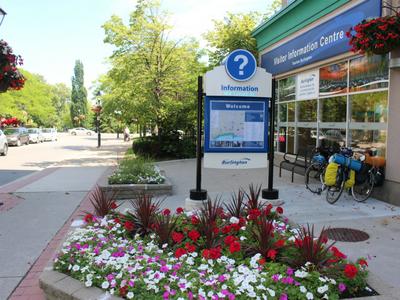 Tourism Burlington | travel agency | 414 Locust St, Burlington, ON L7S 1T7, Canada | 8774999989 OR +1 877-499-9989