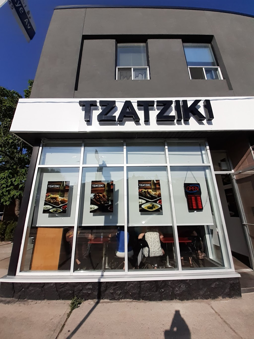 Tzatziki | restaurant | 425 Jane St, York, ON M6S 3Z7, Canada | 4166043400 OR +1 416-604-3400