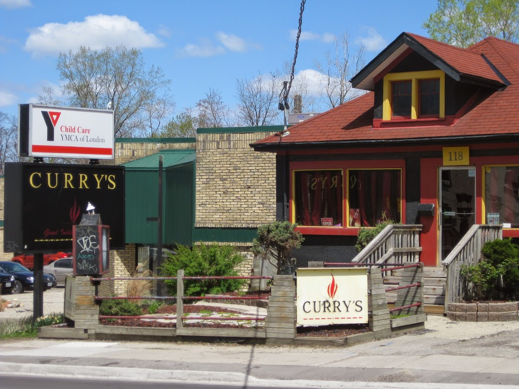 Currys Restaurant   meal delivery   118 Wellington Rd, London, ON N6C 4M8, Canada   5196453226 OR +1 519-645-3226