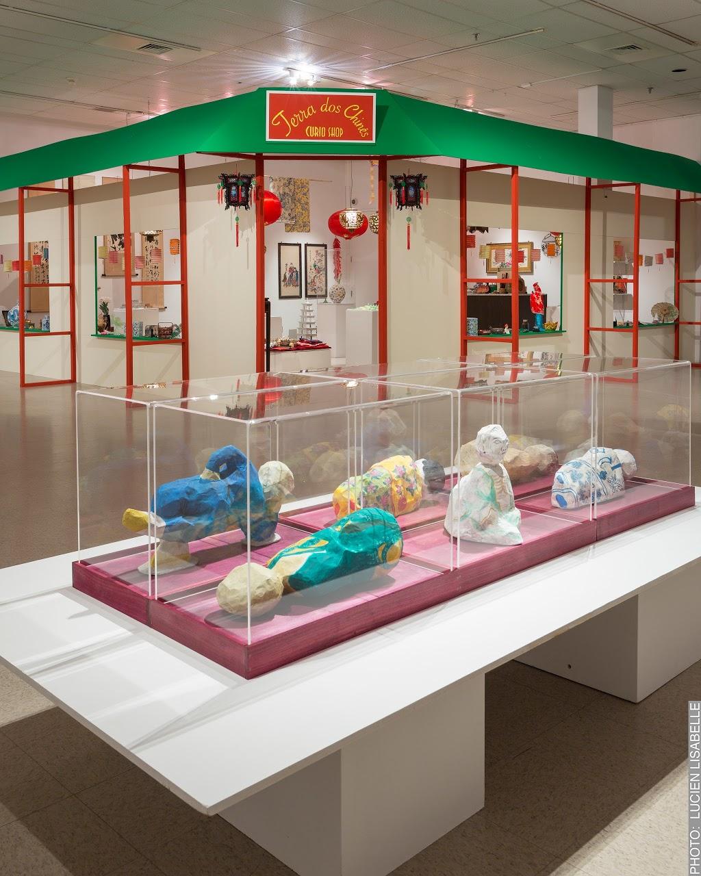 Musée dart contemporain des Laurentides | museum | 101 Place du Curé-Labelle, Saint-Jérôme, QC J7Z 1X6, Canada | 4504327171 OR +1 450-432-7171