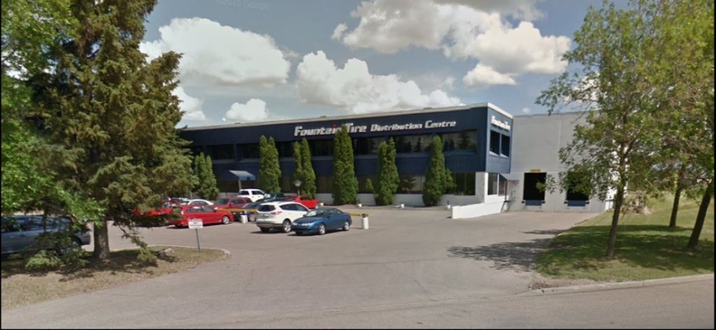 Fountain Tire Distribution Centre | storage | 220 Carnegie Dr, St. Albert, AB T8N 5A7, Canada