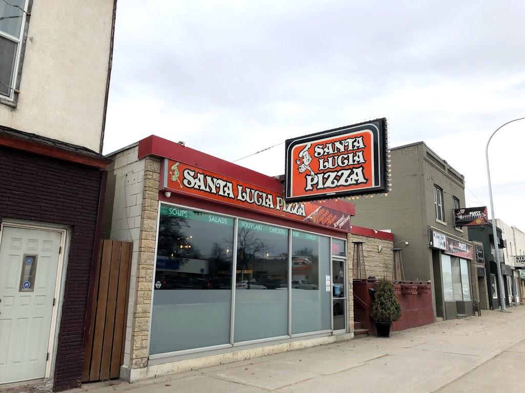 Santa Lucia Pizza Main St.   restaurant   1473 Main St, Winnipeg, MB R2W 3V9, Canada   2045868171 OR +1 204-586-8171
