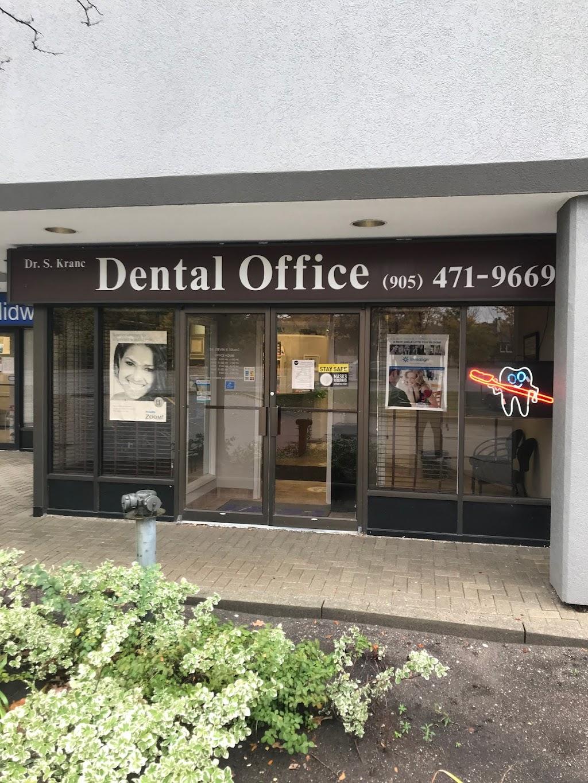 Dr Steven Kranc Dentistry   dentist   6633 Hwy 7 #106, Markham, ON L3P 7P2, Canada   9054719669 OR +1 905-471-9669