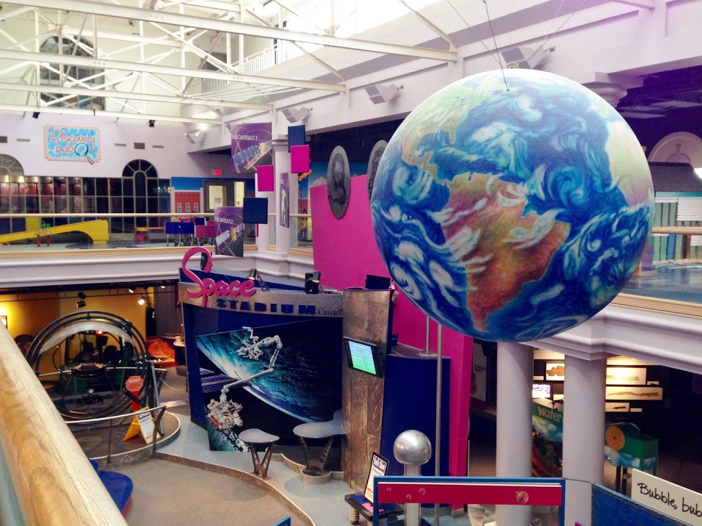Saskatchewan Science Centre | museum | 2903 Powerhouse Dr, Regina, SK S4N 0A1, Canada | 3067917914 OR +1 306-791-7914