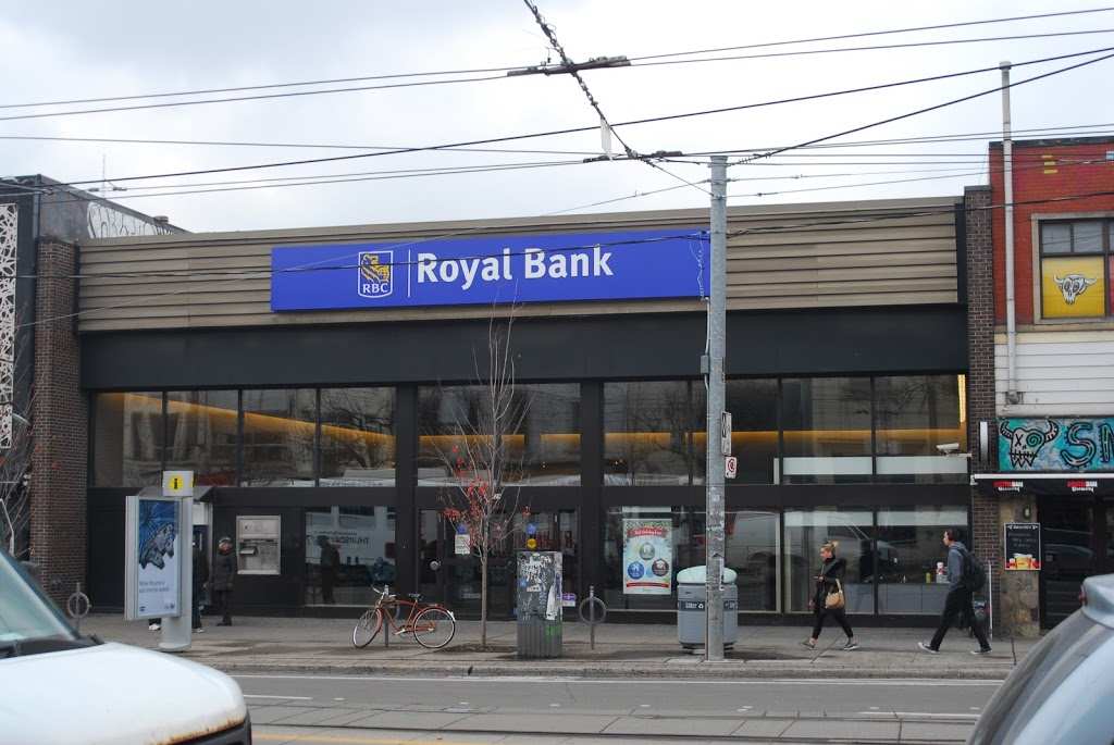 RBC Royal Bank | atm | 429 College St, Toronto, ON M5T 1T2, Canada | 4169742137 OR +1 416-974-2137