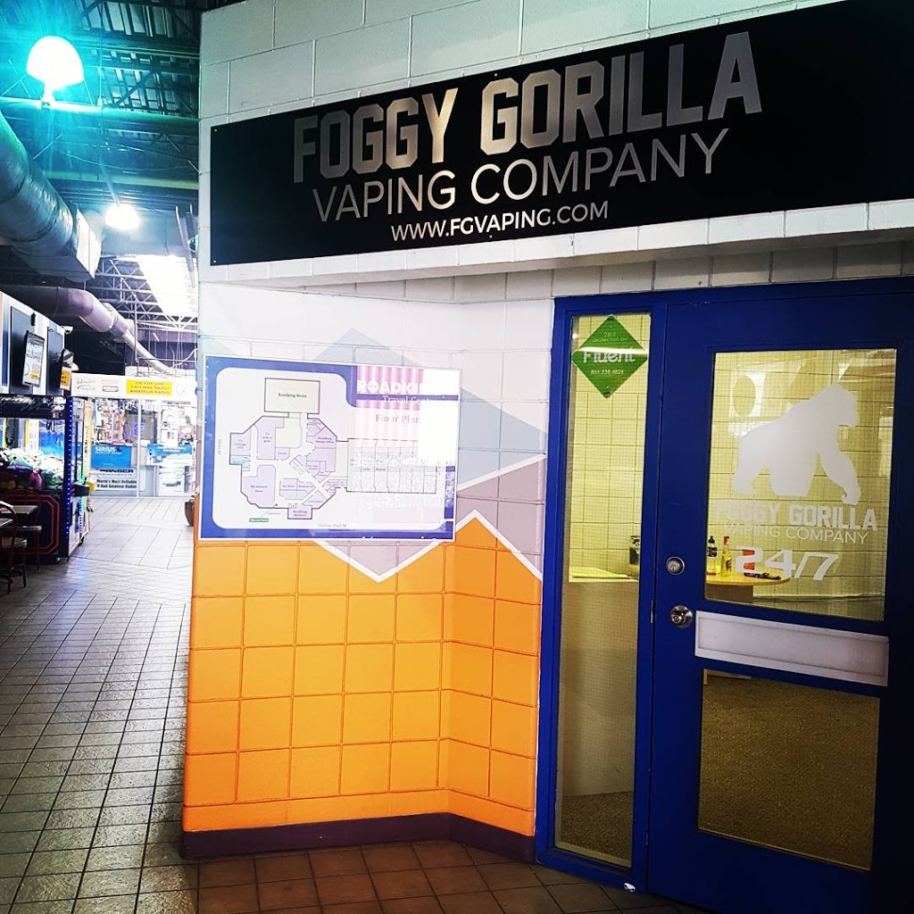 Foggy Gorilla Vape Shop | Road King Travel Centre - Store | 4949