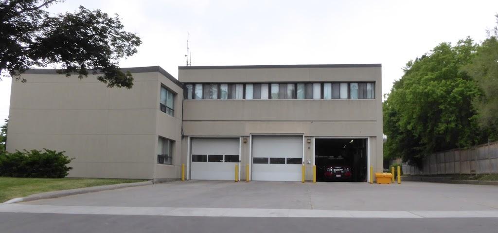 Toronto Fire Station 445 | fire station | 280 Burnhamthorpe Rd, Etobicoke, ON M9B 1Z5, Canada