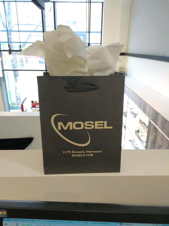 Mosel's | clothing store | 1179 Avenue Bernard, Outremont, QC H2V 1V5, Canada | 5147351138 OR +1 514-735-1138