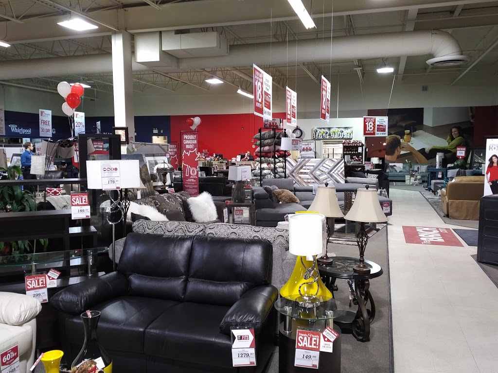 The Brick | furniture store | 73 East Lake Ramp NE, Airdrie, AB T4A 2K4, Canada | 4039484475 OR +1 403-948-4475